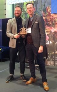 Above: Dartington scooped the Under £10 GOTY Award on Sunday.
