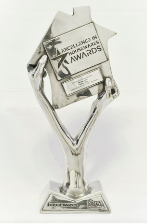 Above: Could you be the winner of an Excellence in Housewares trophy in 2019?