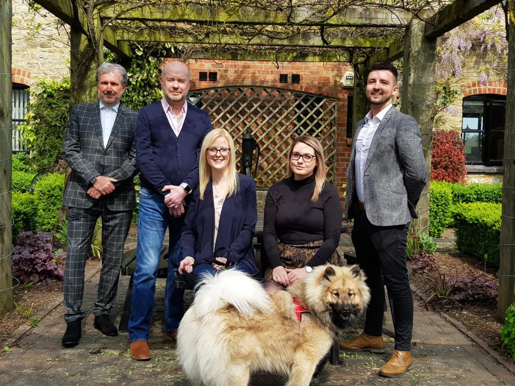BergHOFF UK team May 2019