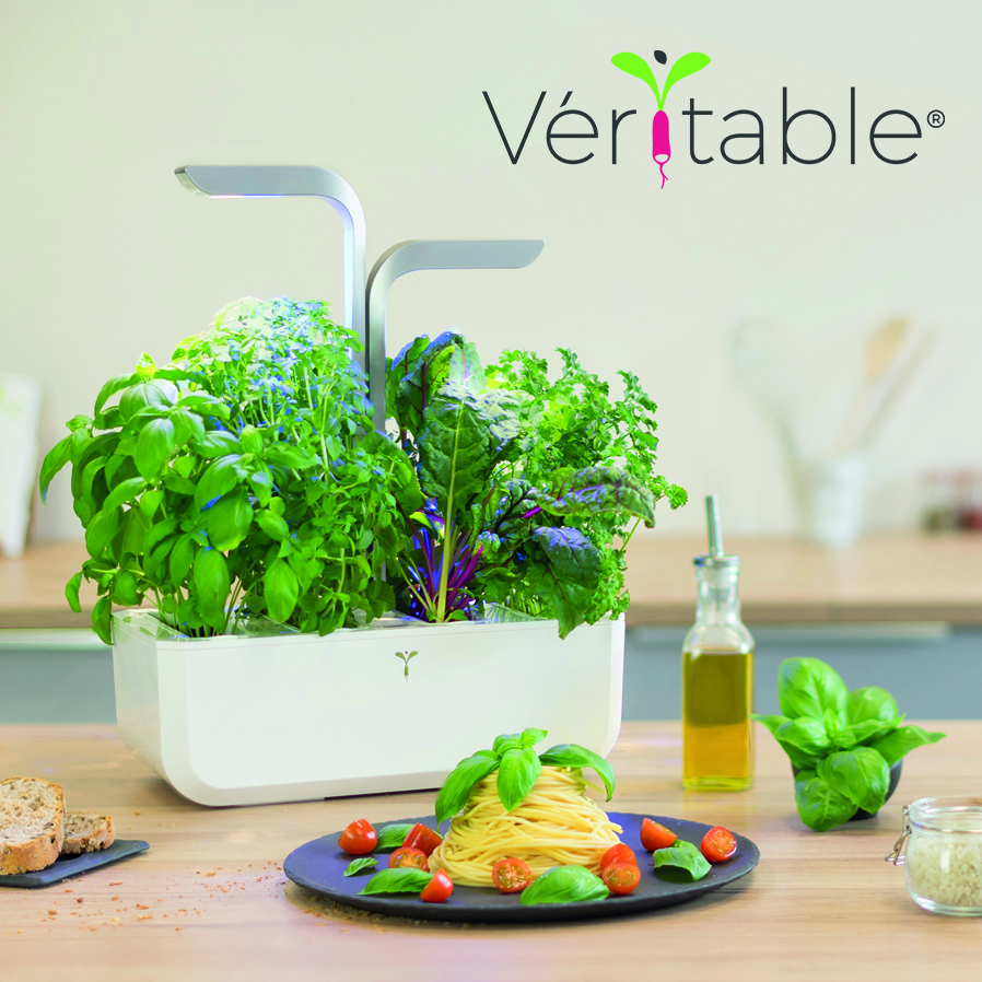 Véritable's indoor smart gardens are a popular product with UK consumers.