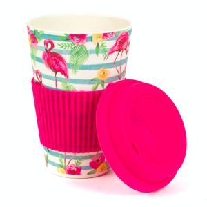 Above: The Cambridge Flamingo Travel Mug, as used on Love Island.