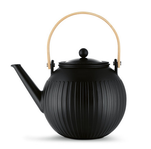 Above: One of several Red Dot Winners from Bodum – Doura Tea Press.