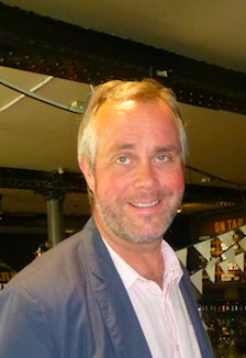 Above: Matt Thomas of John Lewis & Partners