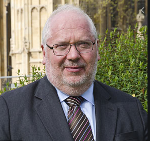 Above: Lord Toby Harris, chair of National Trading Standards.