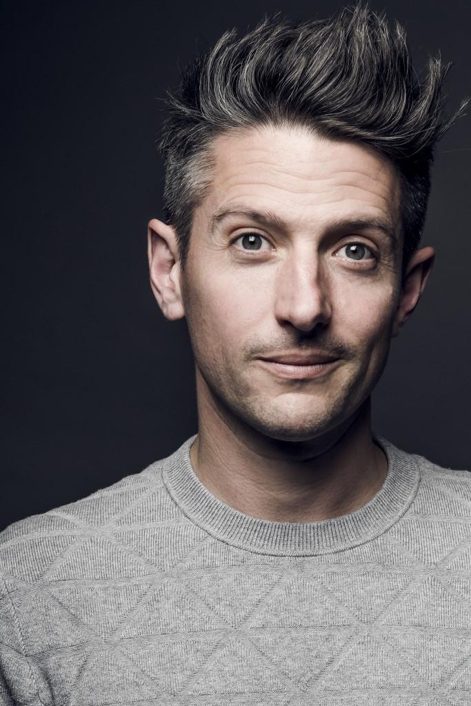 Above: 2019 Awards host – Stuart Goldsmith.