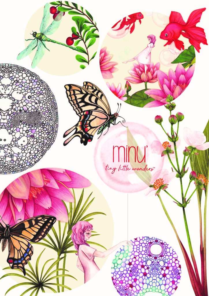 Above: One of this year's License This! three Brand & Design finalists is MINU' Tiny Little Wonders (Italy).