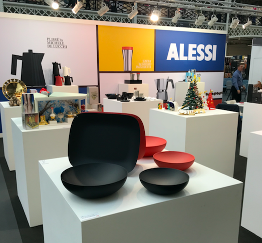Above: A large helping of style from Alessi in Top Drawer's Home section.