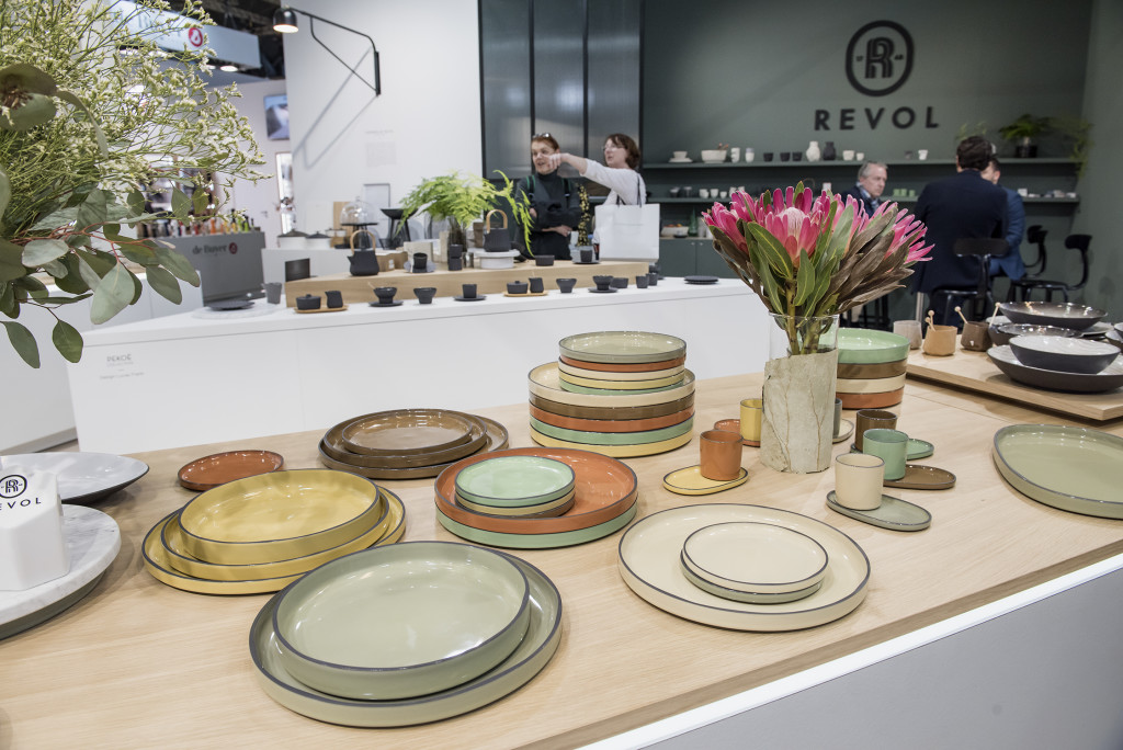 Above: Revol offers products for HoReCa at Ambiente.