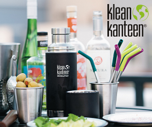 Progressive Housewares - Klean Kanteen - 300x250px