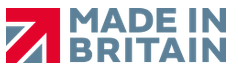 Above: Made in Britain logo.