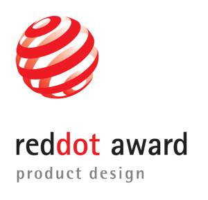 Above: Red Dot logo.