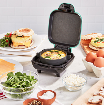 Above: From the New Product Gallery: The Deluxe Egg Bite Maker from Storebound.