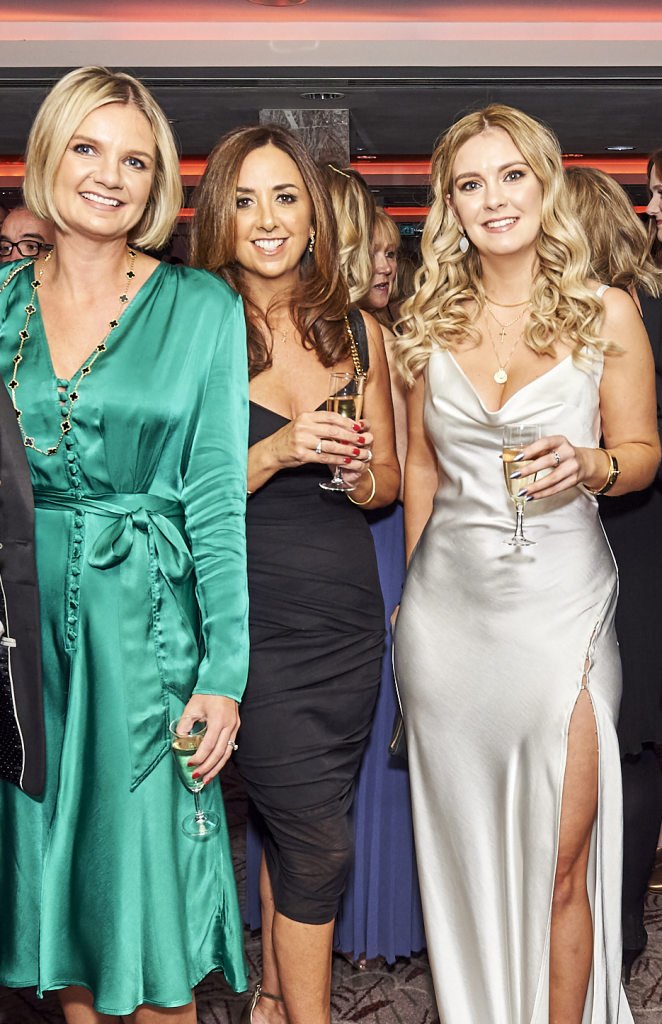 Auteur's Viv Cudahy, Jenny Dahlman and Kirstie Pendry at the Excellence In Housewares Awards 2019.