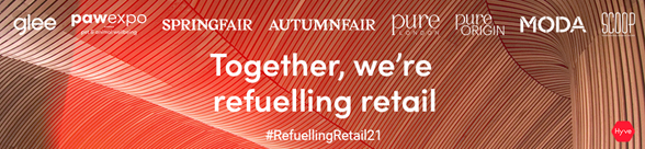 Above: The Refuelling Retail Initiative sees many virtual events brining industries together.