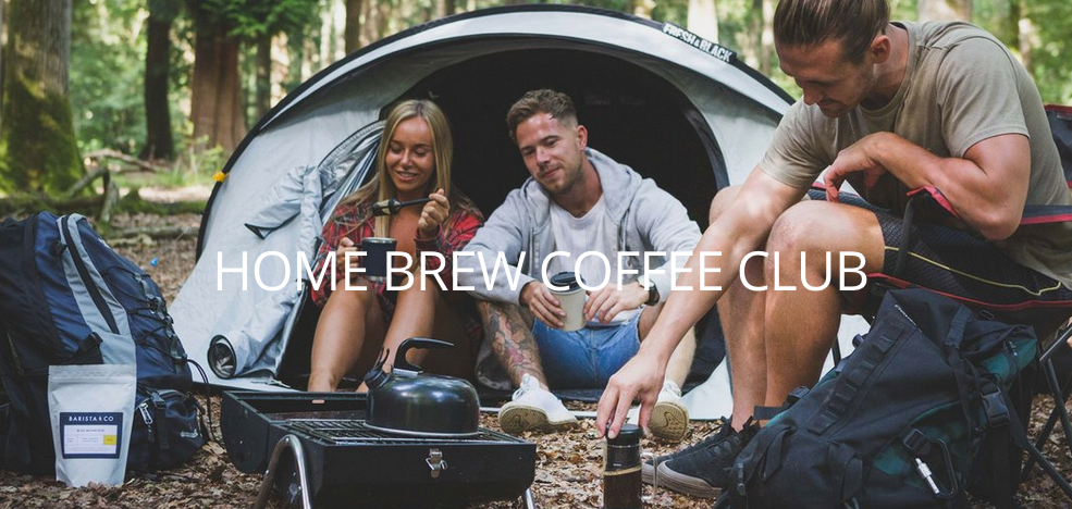 Above: Barista & Co is helping to inform consumers about brewing techniques with its Home Brew Coffee Club.
