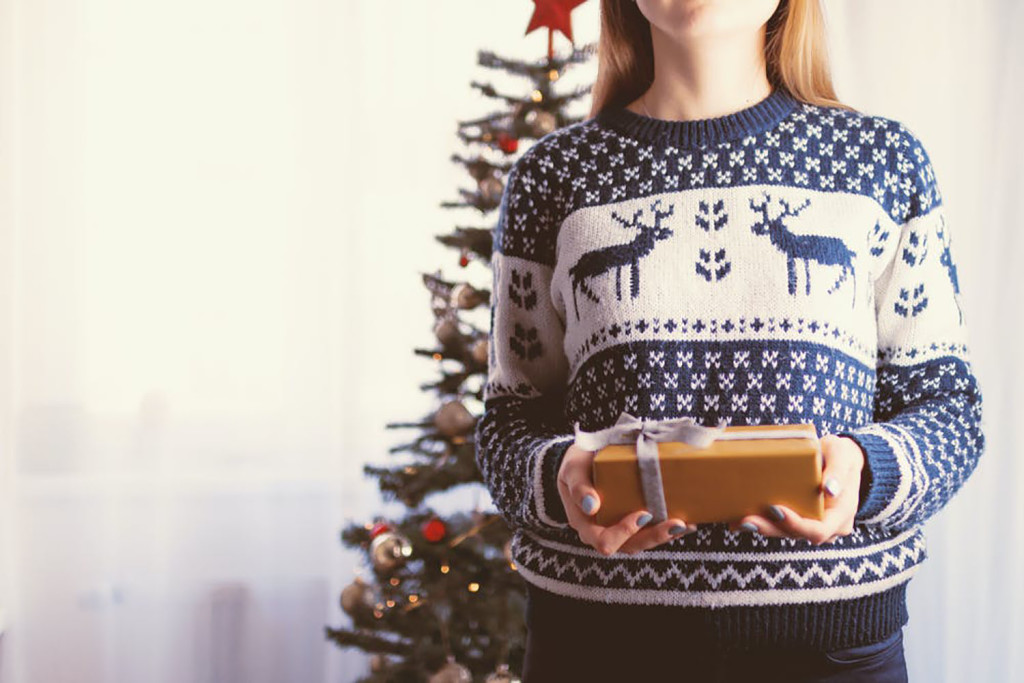 Above: Some members of the housewares industry have had their own Christmas Jumper Day (at home, in shops or in offices) and made a donation to The Rainy Day Trust this festive season.