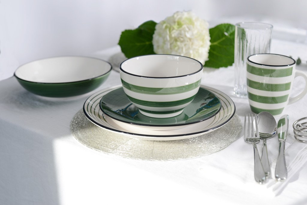 Above: ProCook's recently expanded tableware range has been received well by consumers.