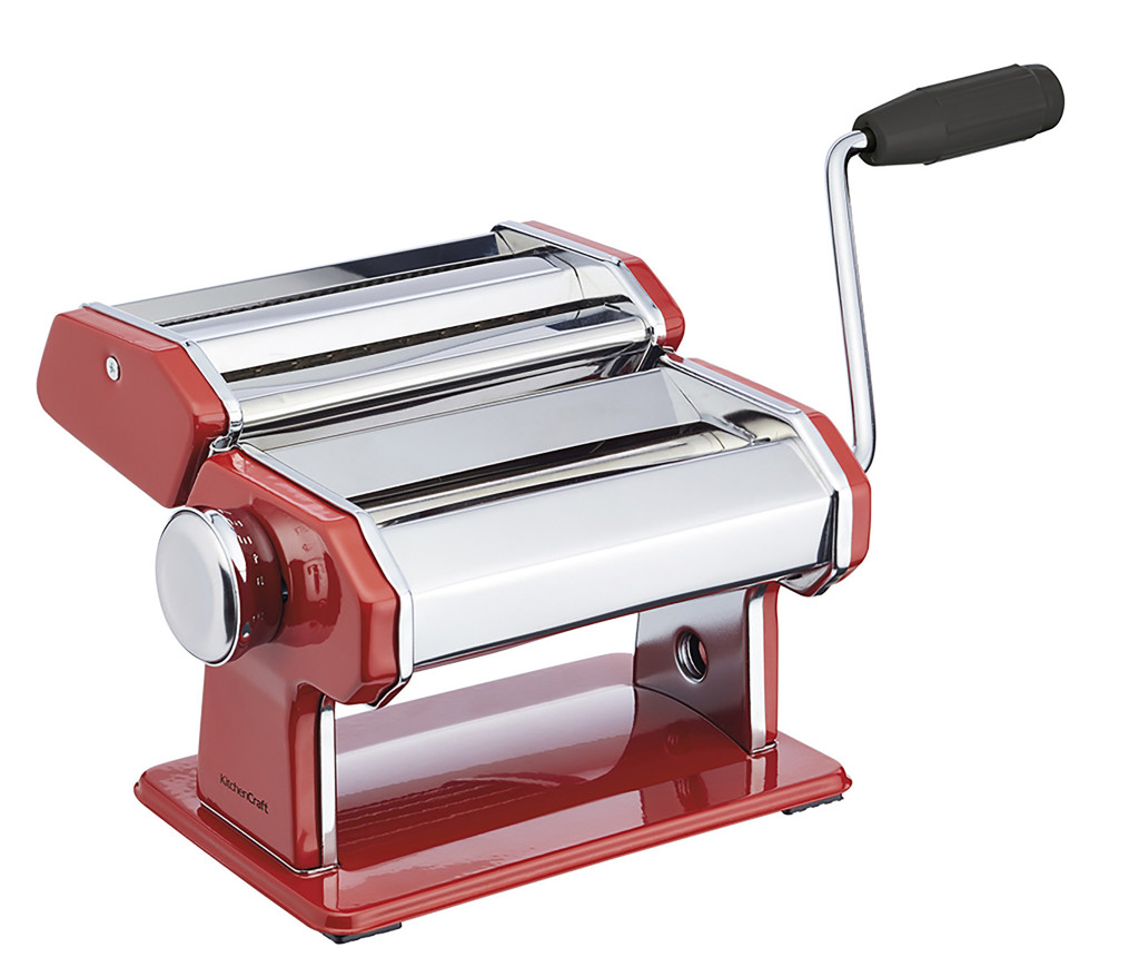 Above: KitchenCraft's World of Flavours Pasta Maker is a hot seller at Wayfair.