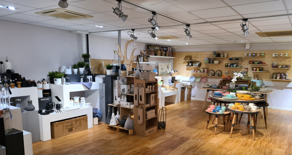 """Above: Forma House prides itself on offering """"products that offer a genuine point of difference, innovation and added value for our customers,"""" states commercial director, Simon Maghnagi. It recently revamped its showroom (pictured)."""