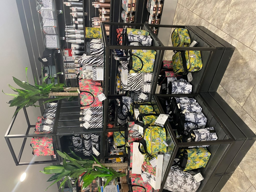 Above: Entry is open to all types of housewares stockists: image is of in-store display at Garsons, winner of EIH Best Garden Centre 2020.