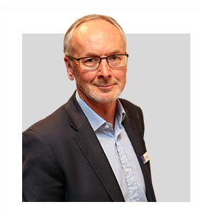 Above: Will Jones, Chair of Exclusively and Chief Operating Officer of BHETA.