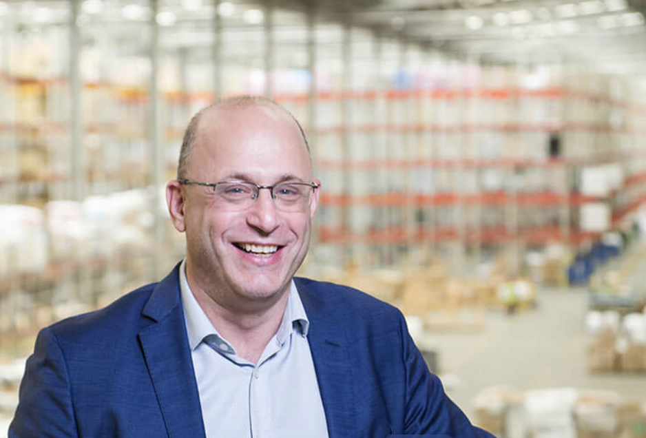 Above: Nick Glynne, ceo of the online retailer Buy It Direct Group