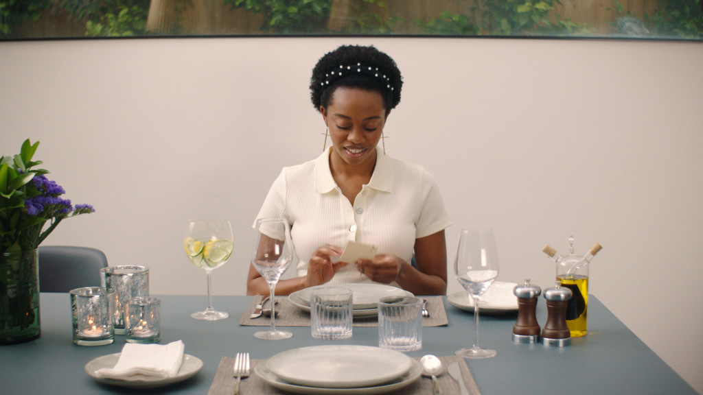 Above: Scene from ProCook's new TV commercial.